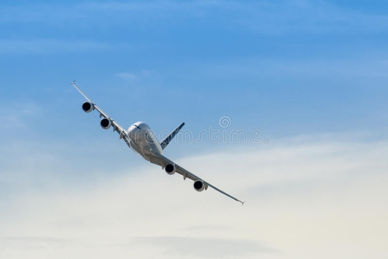 Airbus A380 Editorial Photo