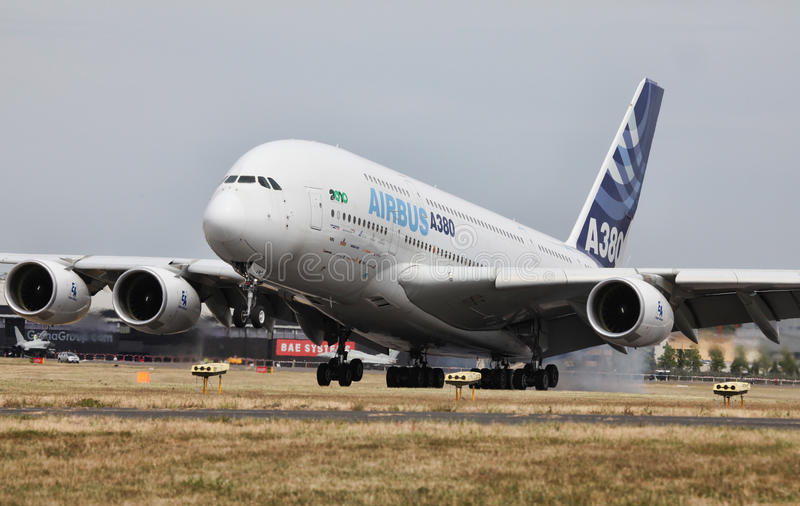 Download Airbus A380 Editorial Photography - Image: 23293782