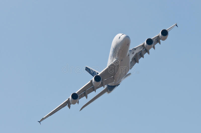 Download The Airbus A380 Editorial Photography - Image: 24905447