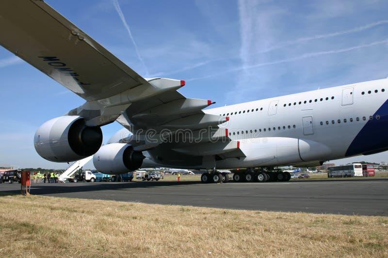 Airbus A380 preparation 2