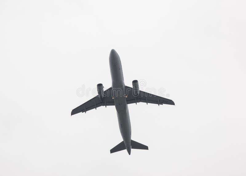 Airbus A320-200 de Dragonair images libres de droits