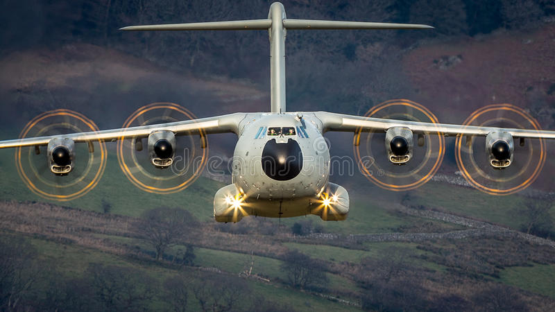 Airbus A400M Atlas A400 photographie stock