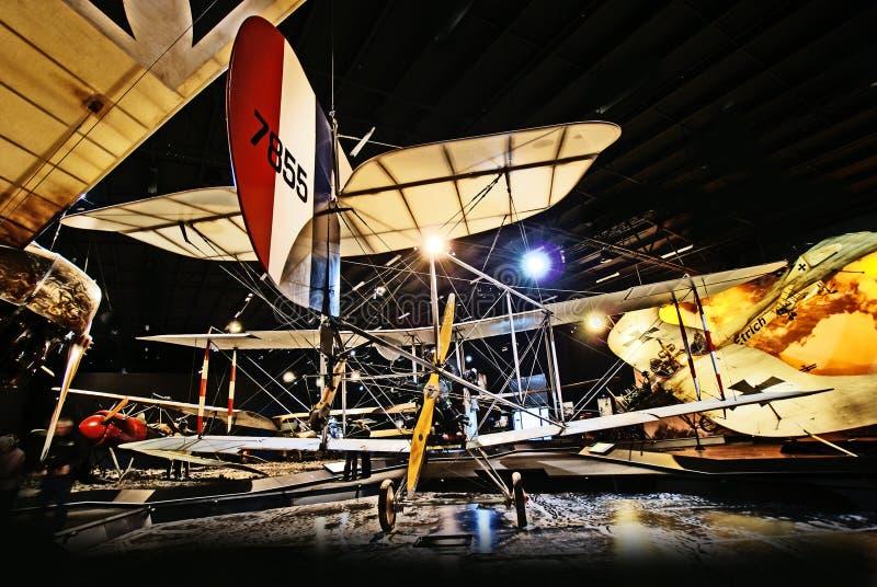 Airco De Havilland DH 2 (8) royalty free stock photos