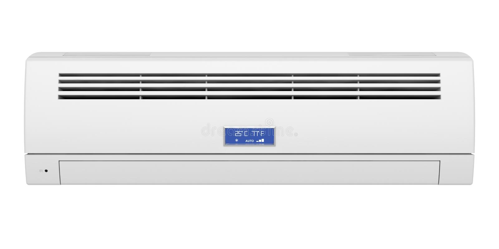 Airconditioner vector illustratie