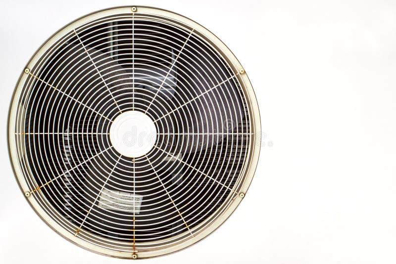 Airconditionerventilator stock afbeeldingen