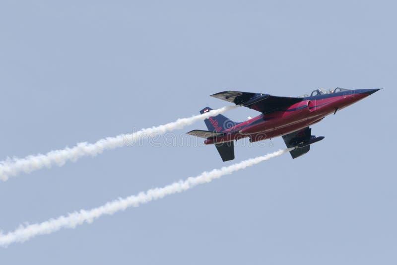 Aircraft, Airplane, Monoplane, Flight royalty free stock image