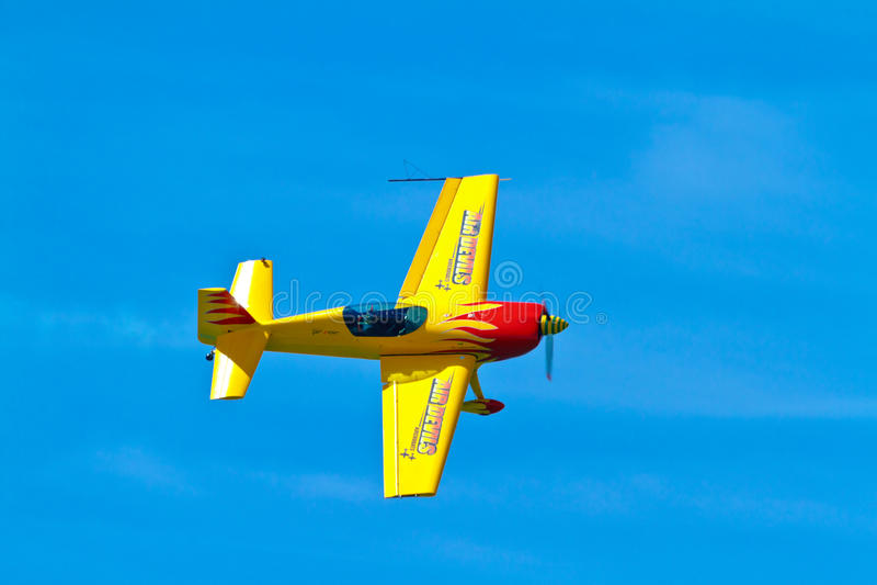 Aircraft Extra 300S Editorial Image