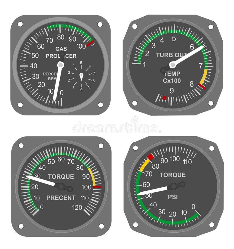 Download Aircraft Gauges (#8) Stock Photography - Image: 21208312