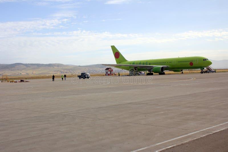 Aircraft green