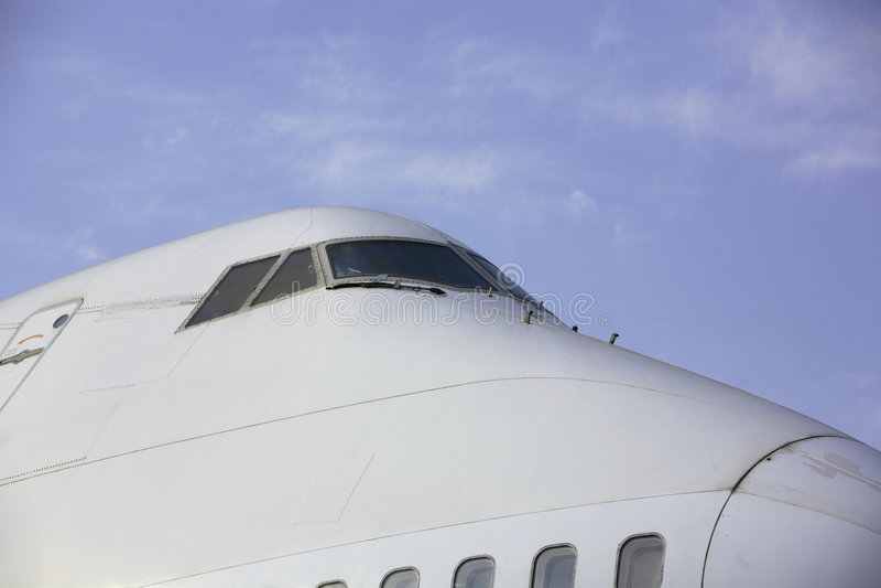 Download Aircraft Nose stock image. Image of aircraft, aviation - 817541