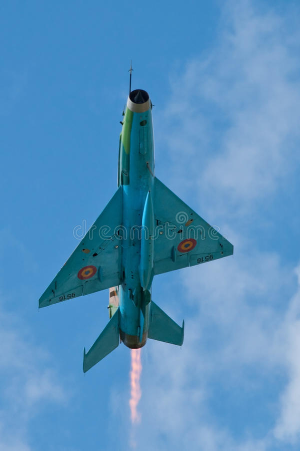 Download Aircraft Performing At The Romanian Air Show Editorial Photo - Image of 2013, show: 31287596