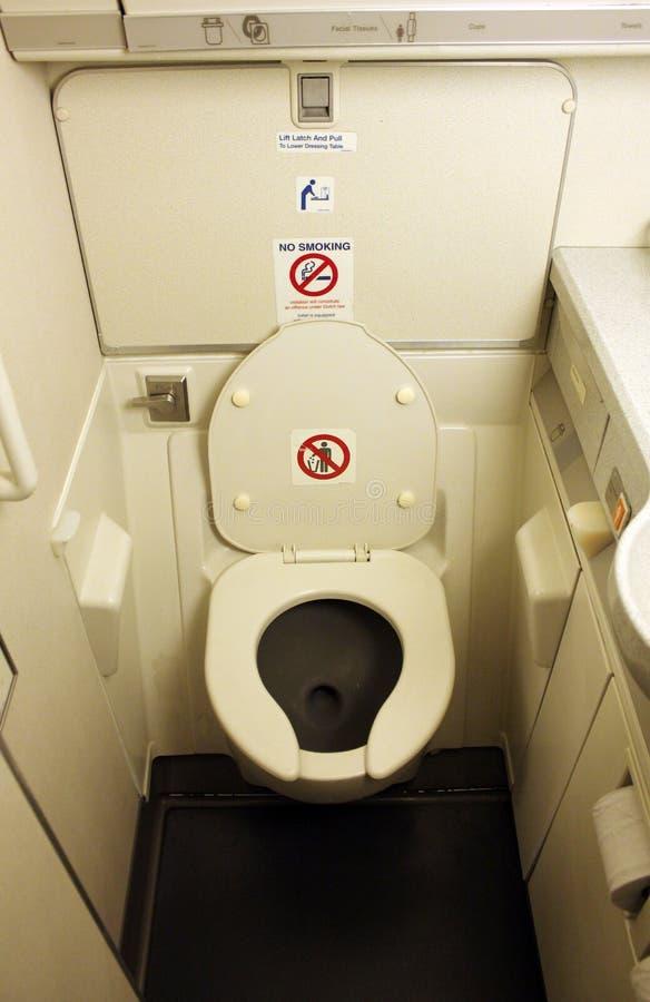 Aircraft Toilet Stock Photos Image 18312563