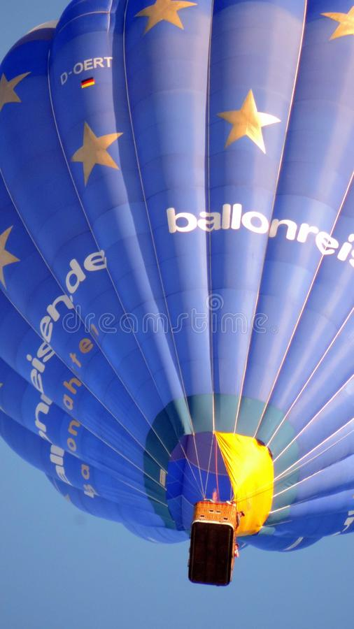 Aire caliente Baloon fotos de archivo