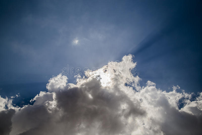 Aire del cielo imagenes de archivo