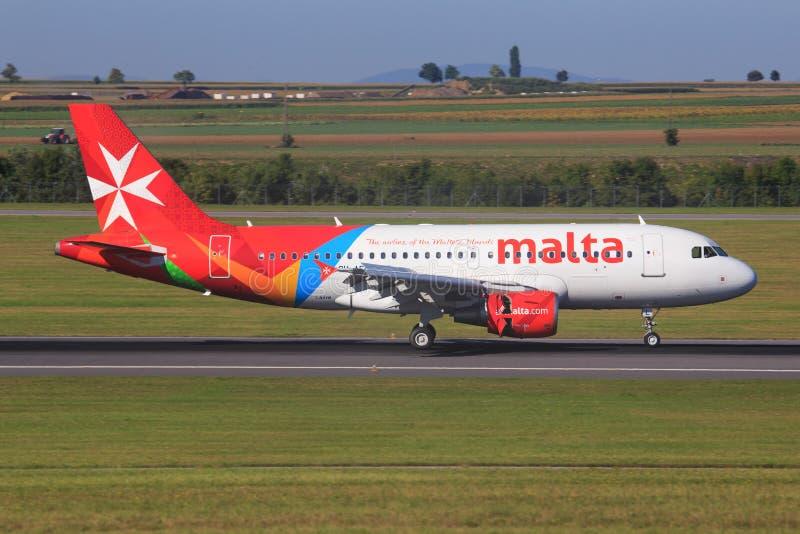 Aire Malta imagenes de archivo