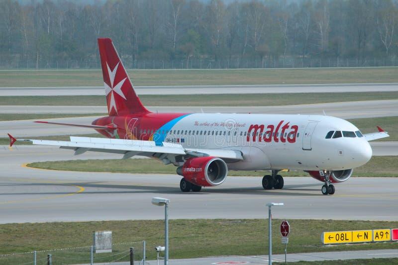 Aire Malta fotografía de archivo