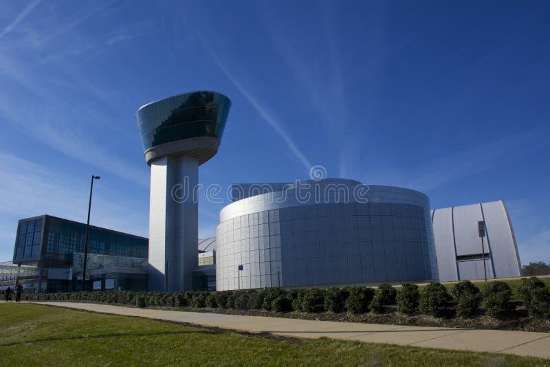 Aire nacional de Smithsonian y museo de espacio fotografía de archivo libre de regalías