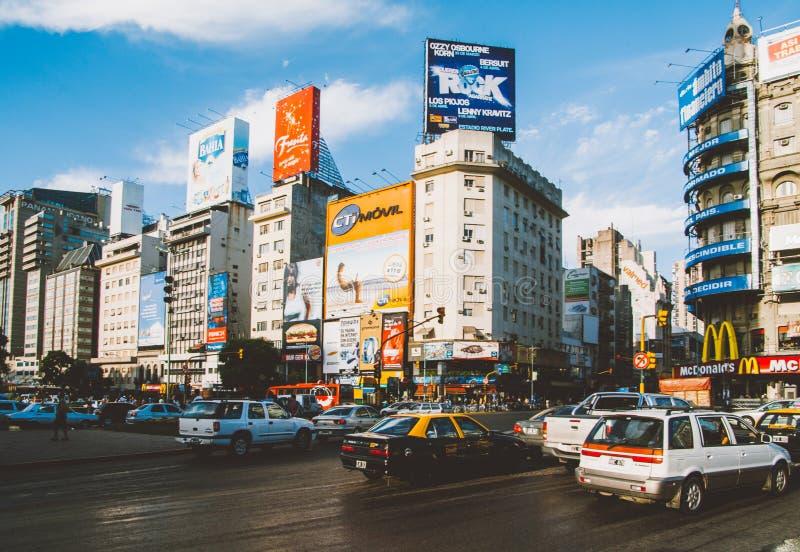 aires buenos της Αργεντινής στοκ φωτογραφία με δικαίωμα ελεύθερης χρήσης