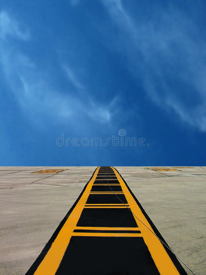 Download Airfield Runway Stock Images - Image: 1334414