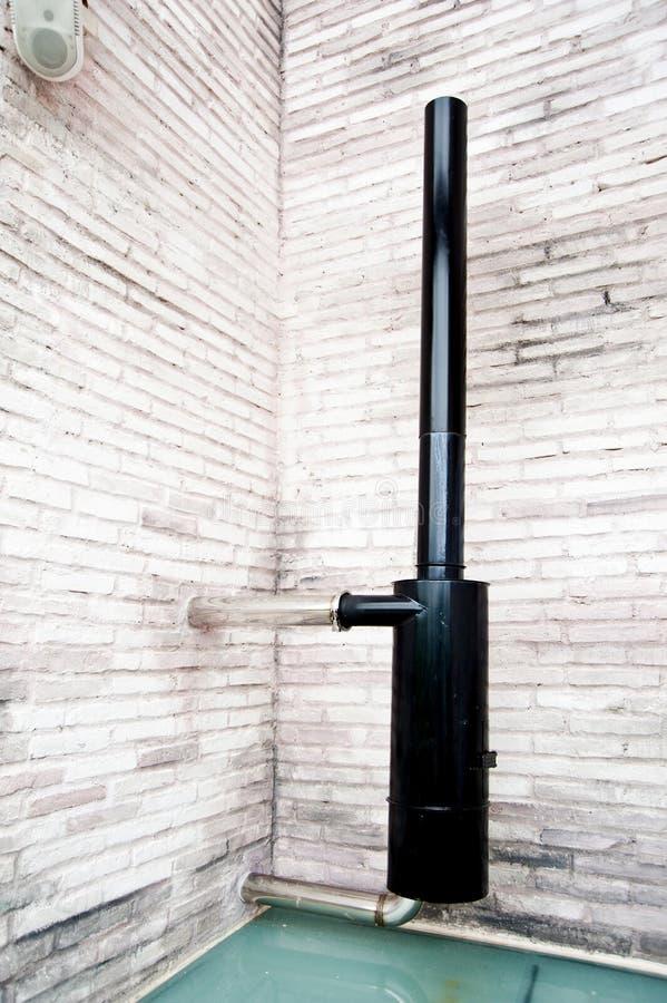 airflow dom zdjęcie stock