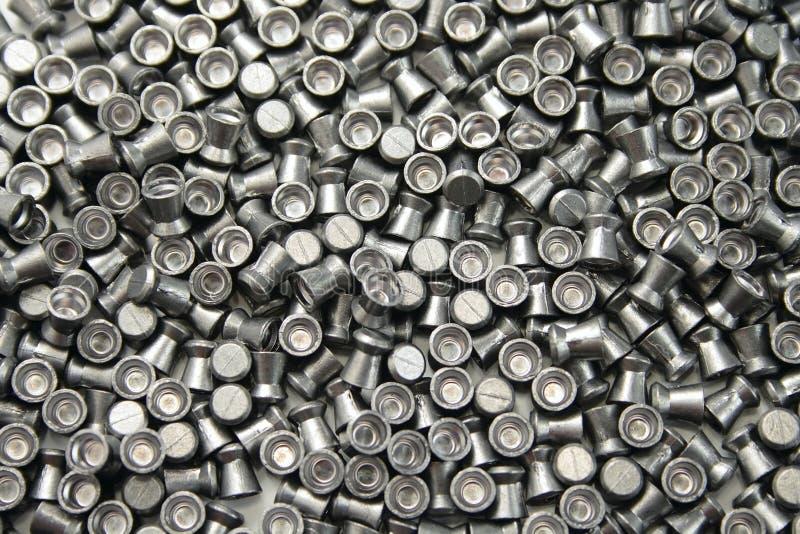 Download Airgun pellets background stock image. Image of black - 7992933