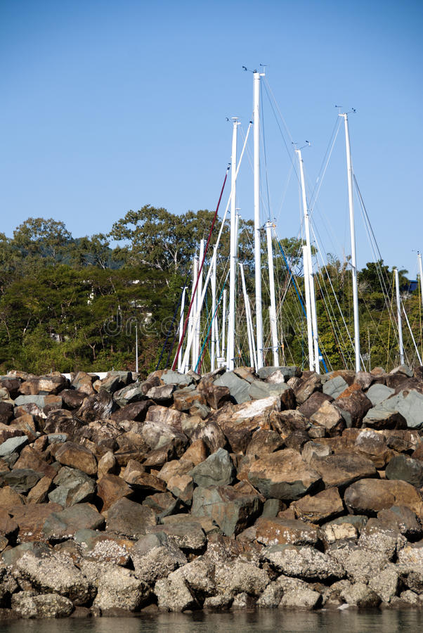 Airlie Beach, Queensland stock photography