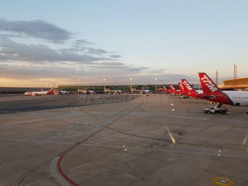Airline, Sky, Airport Apron, Airliner stock photography