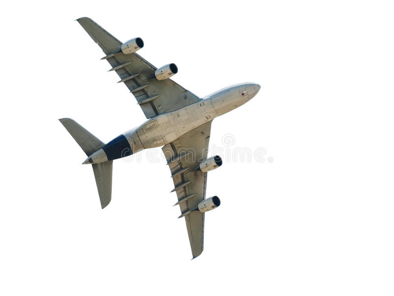 Airliner royalty free stock images