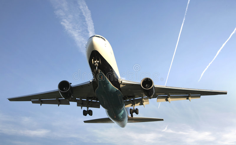 Download Airliner stock photo. Image of airbus, travel, vacation - 2460518