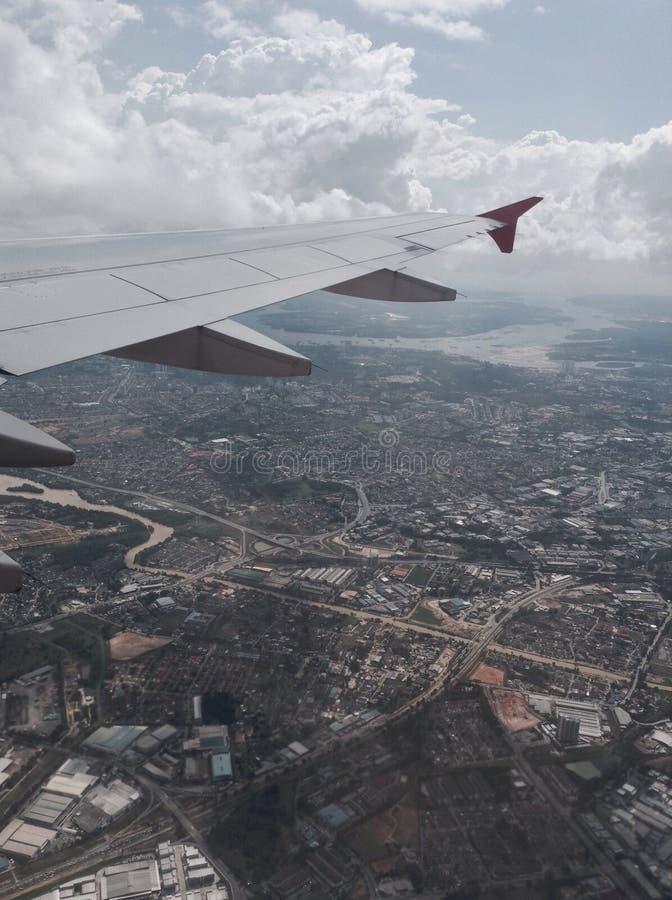 Airlplane imagen de archivo