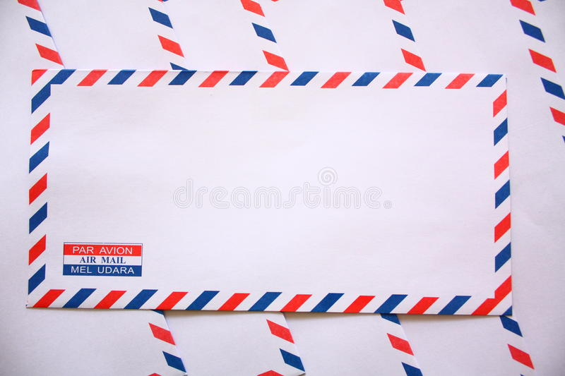 Download Airmail stock photo. Image of postal, letter, deliver - 15791984