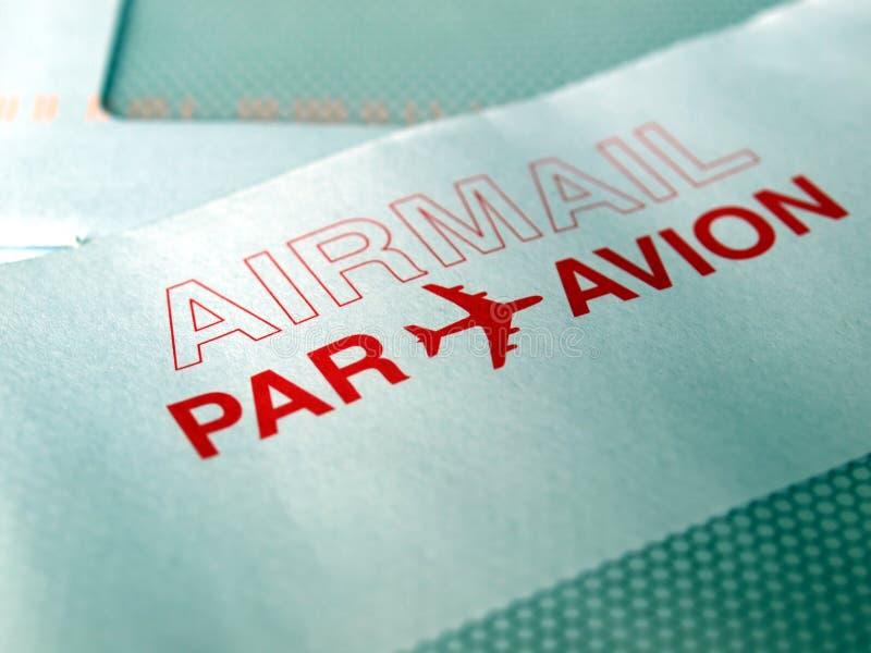 airmail zdjęcie royalty free