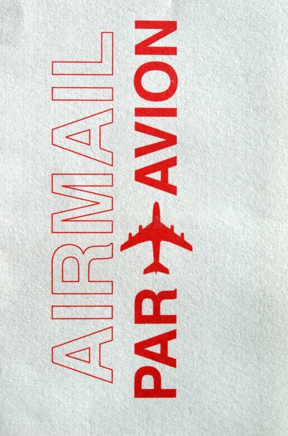 airmail zdjęcia royalty free