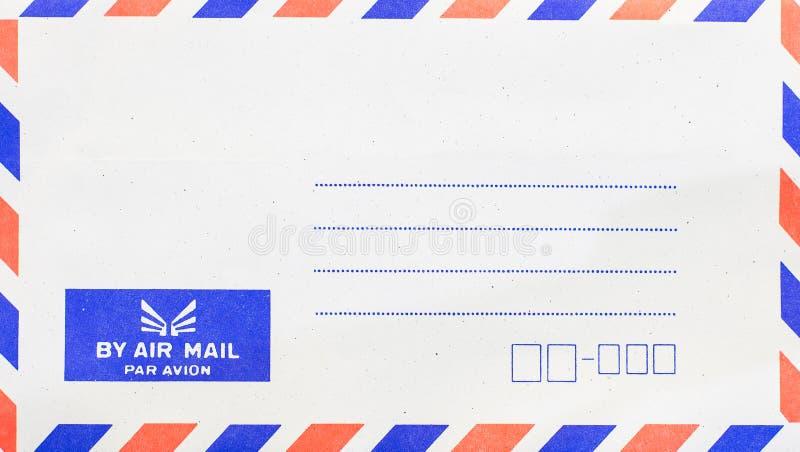 Airmail kopertę fotografia royalty free
