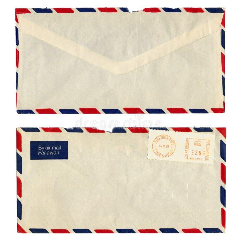 airmail list obraz stock