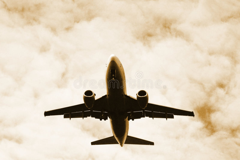 Download Airplane stock photo. Image of glider, glide, business - 1415464