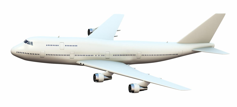 Download Airplane stock illustration. Image of flight, tourism - 26988983