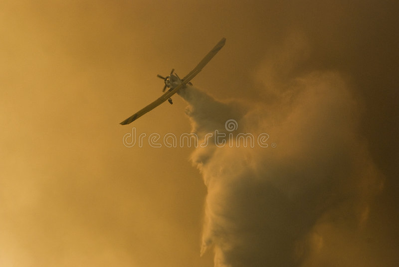 Download Airplane stock photo. Image of emergency, dangerous, yellow - 6184040