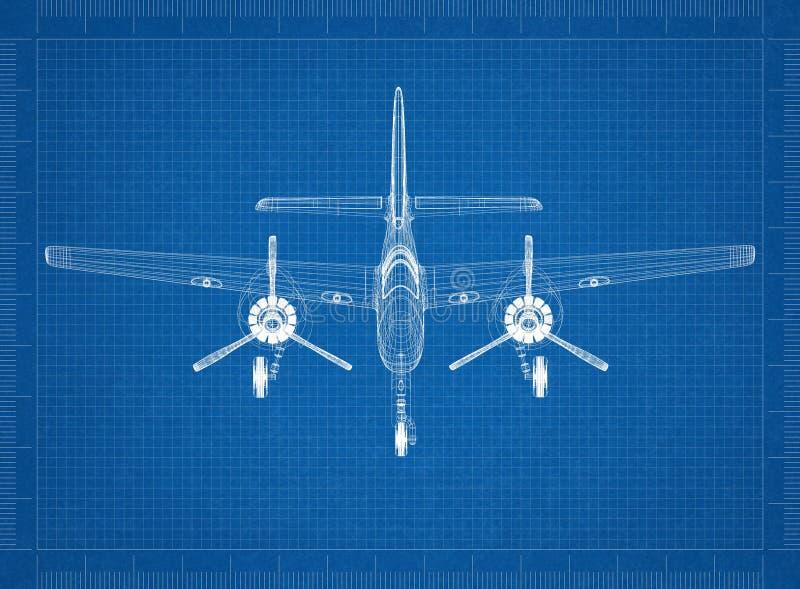 Airplane architect blueprint stock illustration illustration of download airplane architect blueprint stock illustration illustration of paper outline 118469472 malvernweather Images