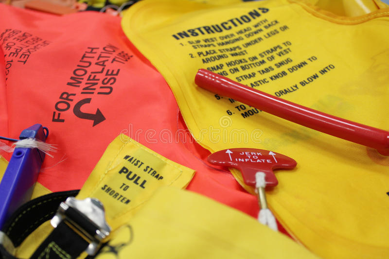 Download Airplane Emergency Equipment Stock Image - Image: 21503359