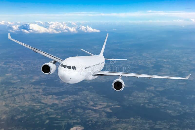 airplane flying concept stock illustration illustration of
