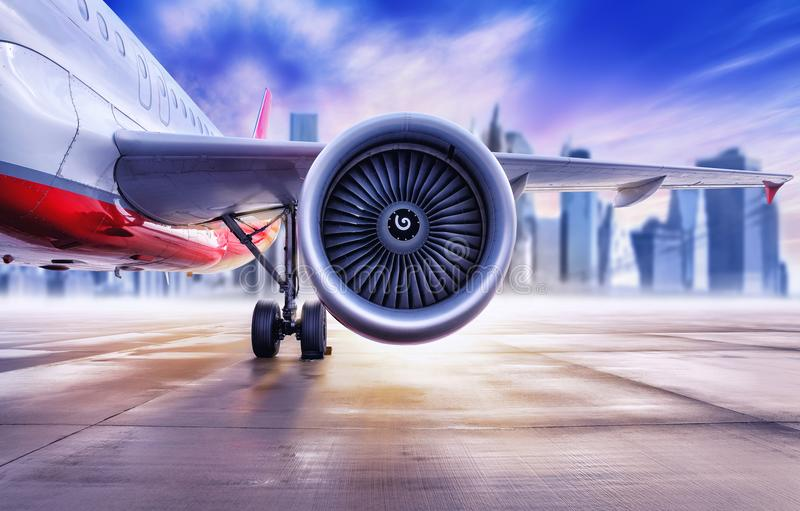 Download Going on a journey stock photo. Image of airliner, vacation - 110965100