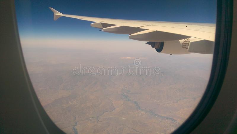A380 royalty free stock images