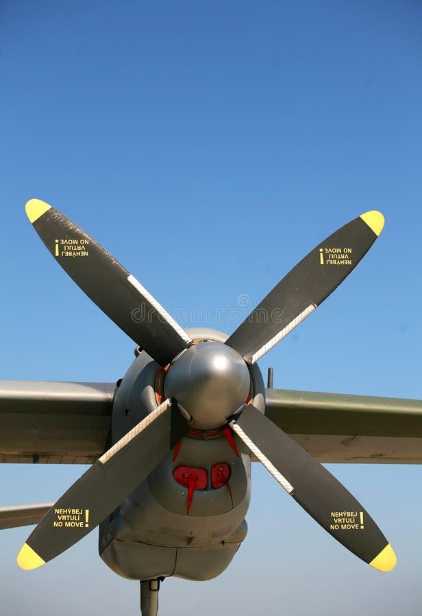 Free Airplane Propeller Royalty Free Stock Image - 6313466