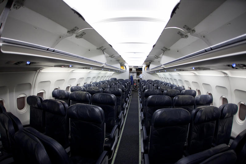 Download Airplane seats stock image. Image of luggage, empty, cheap - 16577461