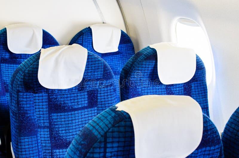 Download Airplane seats stock photo. Image of economy, interior - 26190190