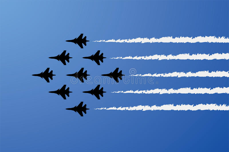 Download Airplane Show Stock Images - Image: 18768354