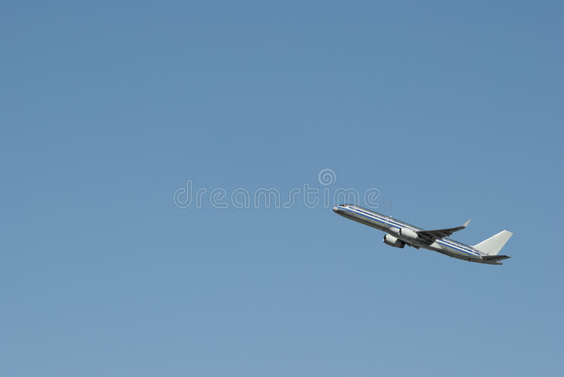 Download Airplane taking off stock photo. Image of airplane, vehicle - 24157214