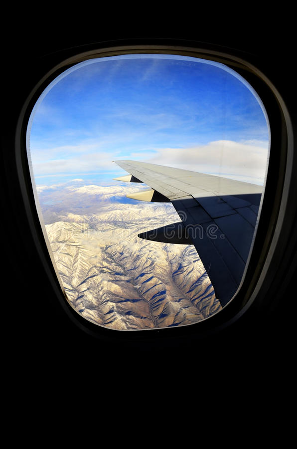 Download Airplane Window for Travel stock image. Image of glass - 28453383