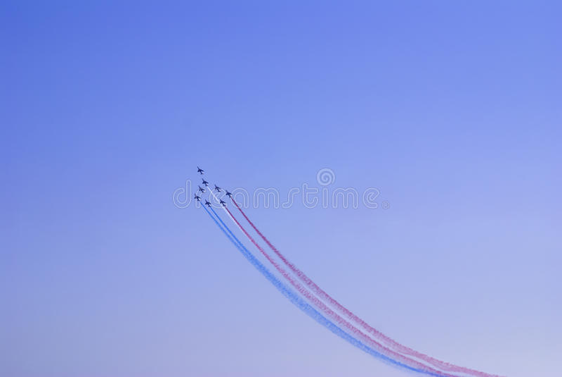 Airplanes exhibition